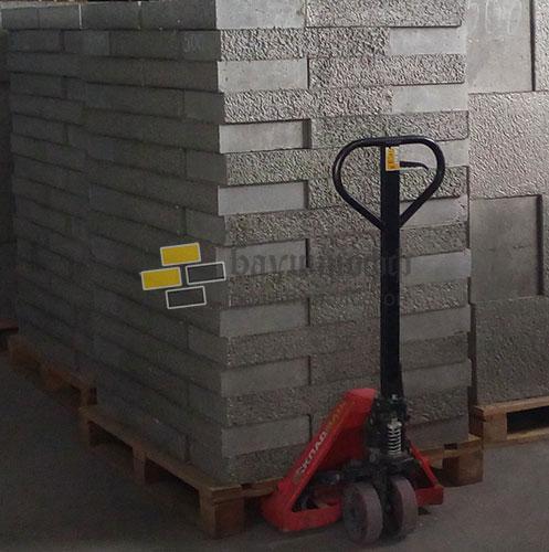 Блок полистиролбетон 092