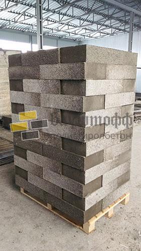 Блок полистиролбетон 135