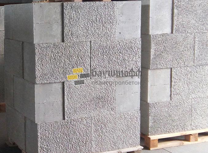 Блок полистиролбетон 380